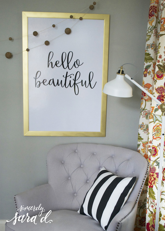 hello-beautiful-sign