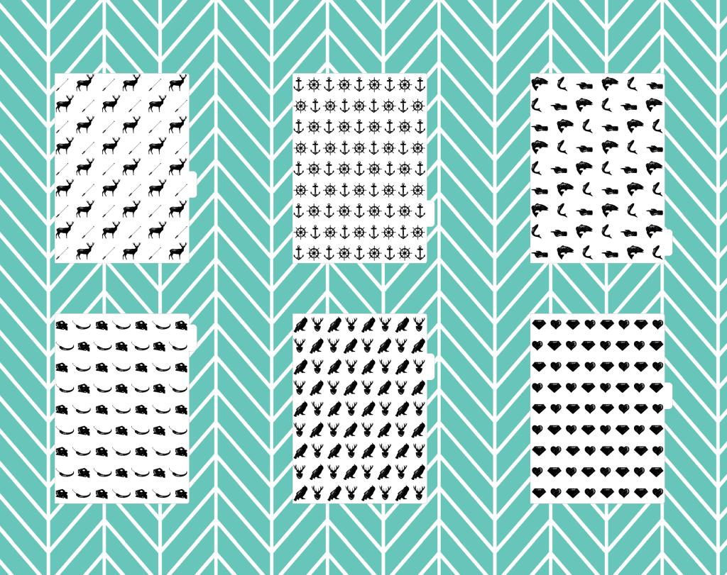 mintprint-organizer-inserts-a5-rustic-pattern-13